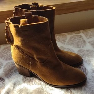 Sam Edelman leather ankle boot size 9m